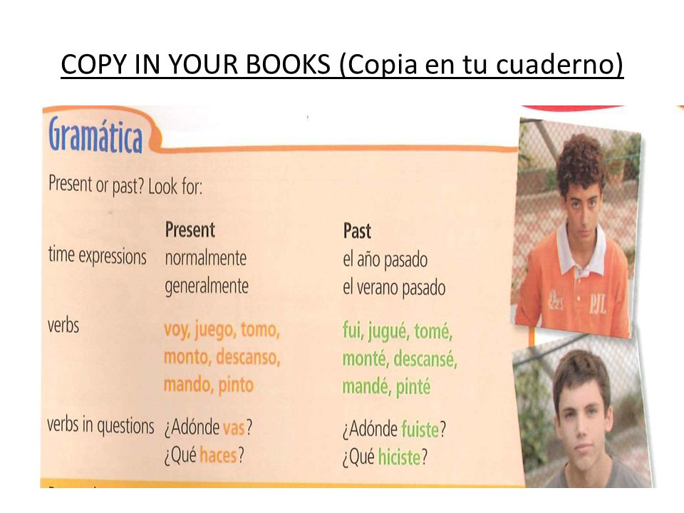 Read the text again and answer the questions in English (LEE el texto y contesta en inglés)