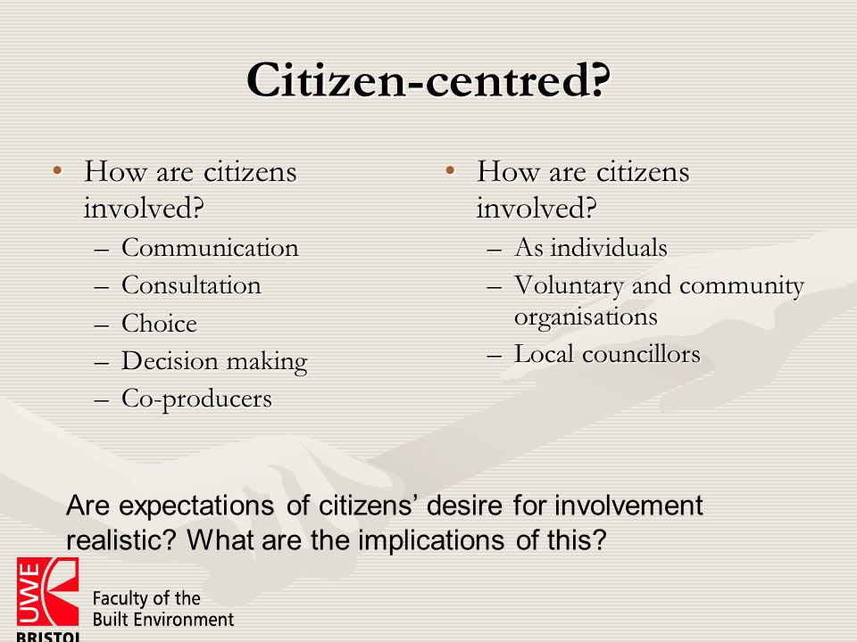Collaborative Governance: Lessons from evidence Professor Helen Sullivan, UWE Swansea workshop 29 February 2008