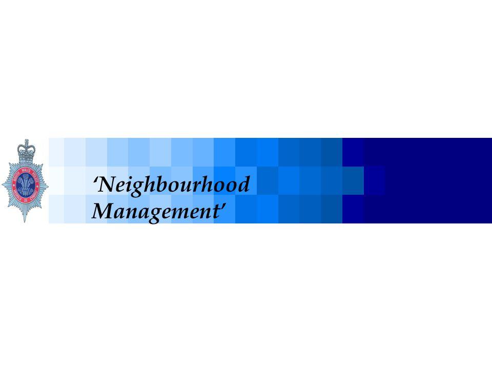 Neighbourhood Management.