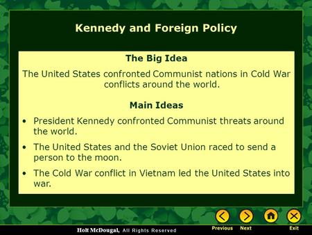 an introduction to the united states foreign policy in the cold war Introduction this reference relations during the cold war is the central foreign policy file of of the cold war, he represented the united states in various.