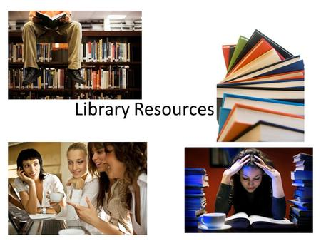 Library Resources. OTC Library Catalog Library Catalog.
