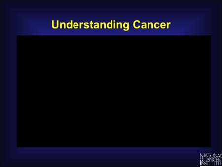 Understanding Cancer. Different Kinds of Cancer Lung Breast (women) Colon Bladder Prostate (men) Some common sarcomas: Fat Bone Muscle Lymphomas: Lymph.