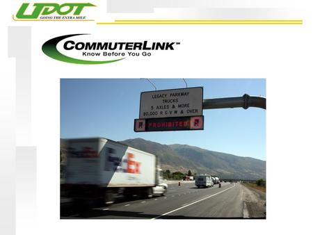 Definition - CommuterLink CommuterLink is an interagency transportation management system. What does that mean? Put another way, it is the use of computer.