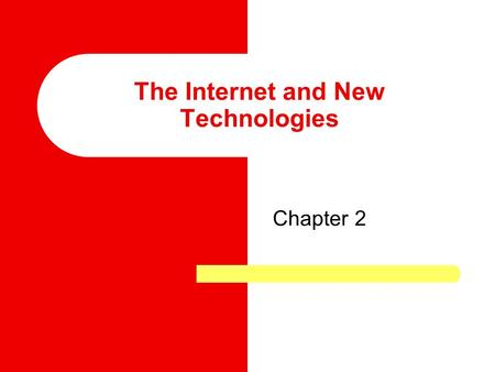 "The Internet and New Technologies Chapter 2. ""We had a choice to enter the country and follow the law. Or we had a choice to not enter the country."" —Eric."