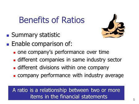 List of Important Financial Ratios for Stock Analysis