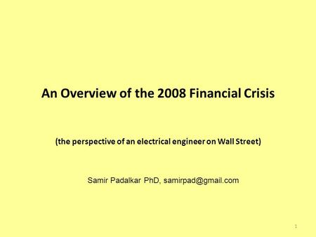 Financial crisis of 2007–2008