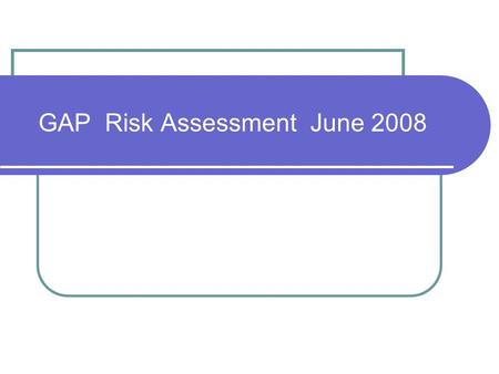 GAP Risk Assessment June 2008. Avian Influenza (Bird Flu) Three continents affected (Asia, Africa and Europe) Worrying situation in Indonesia, Egypt and.