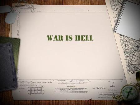 "War is hell. Life is not all roses and potatoes Key verse ""Share in suffering as a good soldier of Christ Jesus. No soldier gets entangled in civilian."