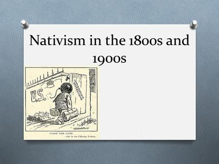 apush nativism Apush themes acronym bagpipe belief systems: ideas/ideologies, beliefs, and culture  nativism immigrant groups.