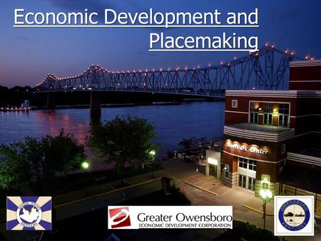Economic Development and Placemaking. New Urbanism Since World War II, cities have been spreading ever-outward. Strip malls, parking lots, highways, and.