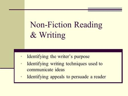 non strict read write and type