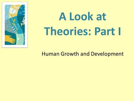 john santrocks theories on human development His theory identifies five stages of development during childhood, as well as  john w santrock explains in &ldquolife-span development.