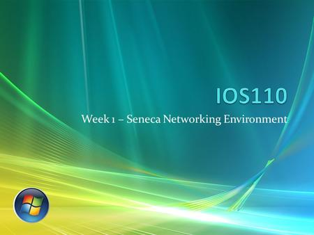 Week 1 – Seneca Networking Environment. Agenda Overview of Seneca Server names How to access servers Terminal Emulation (Putty) Browser – IE, Netscape,