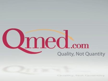 Quality, Not Quantity The end of search engine frustration The world's ONLY directory of Qualified medical device suppliers.