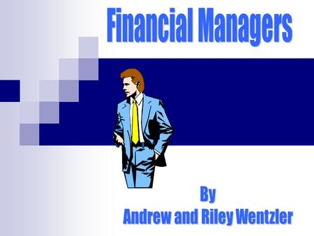 A financial manager is someone who handles investment advice and financial planning for businesses and individuals. Depending on their titles, the roles.