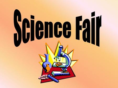 Science Fair.
