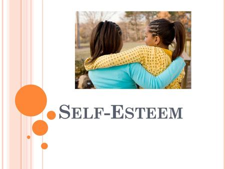 S ELF -E STEEM. D EFINITIONS Self-Esteem: How much you value, respect, and feel confident about yourself (General Attitude) Self-Concept: How you view.