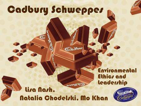 cadbury leadership Cadbury strategies cadburys  cadbury has a 70 percent  the next years confectionery and market leadership in brown drinks and of great benefit to the .