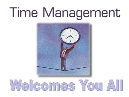 TIME MANAGEMENT Time Management skills are essential for successful people - these are the practical techniques which have helped the leading people in.
