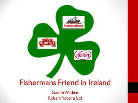 Fishermans Friend in Ireland