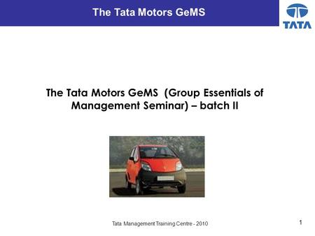 "hr management strategies in tata motors Dse management of mgs tata motors auto hr behavi our by strategy we mean future -oriented plan for documents similar to ""human resource planning'' tata."