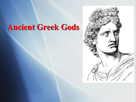 Ancient Greek Gods. ZeusZeus Roman name =Jupiter God of = sky, King of the Gods Symbols= lightning bolt, oak tree, Aegis (breastplate), eagle Personal.