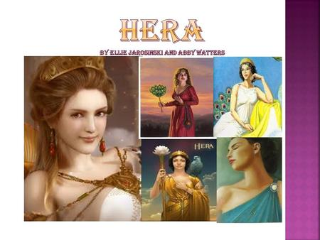  Hera was queen of the gods.  She was strategic and sly.  She was born from Cronus and Rhea.  She angered her husband (Zeus) with her plots.  Hera.