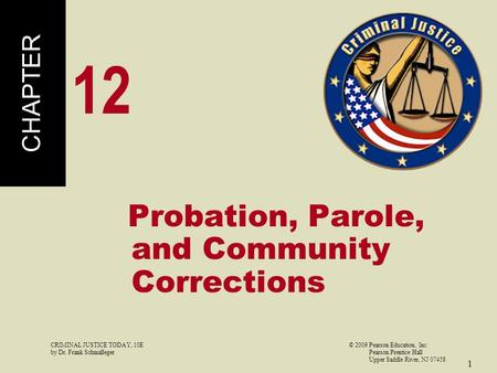 advantages and disadvantages parole Probation and parole is intended to assist convicts integrate themselves into  society to become productive citizens the problems surrounding.