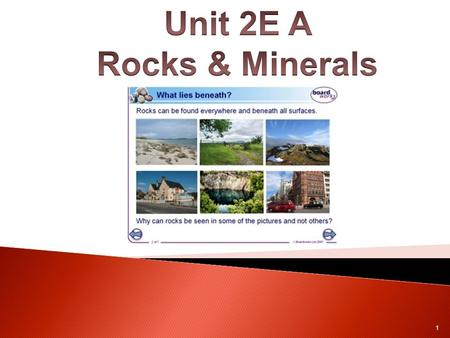 1. 1.Minerals 2 Minerals are solid substances formed in nature 3 Vocabulary minerals A solid substance formed in natured.