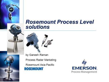 rosemount guided wave radar level transmitter manual