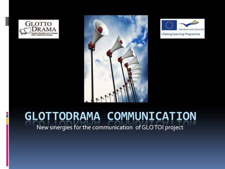New sinergies for the communication of GLO TOI project.
