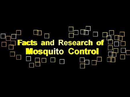 Environmental Impact of Larviciding VS Adulticiding. 1,000 acre mosquito larvae source Larviciding area Adulticiding area.