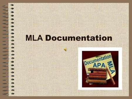 MLA Documentation. Research Paper Format Paper: –S–Standard typeface (Times New Roman) –S–Standard type size (12 point) –L–Left alignment –8–8 1/2-by-11-inch.