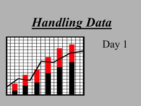 Handling Data Day 1. LO: To read and write any whole number.
