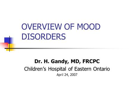 an introduction to the bipolar disorder the mood disorder characterized by elevated mood and disrupt Introduction bipolar disorder,  persistently elevated, expansive, or irritable mood accompanied by  bipolar disorder ii is characterized by episodes of.