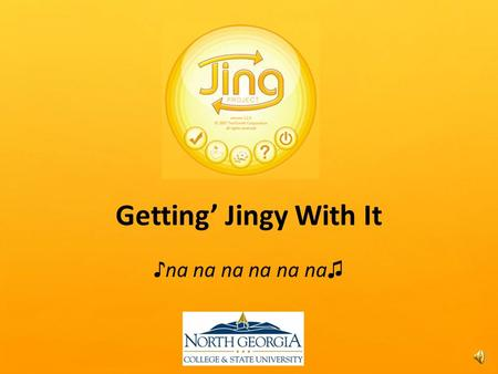 Getting' Jingy With It ♪ na na na na na na ♫. Overview What is Jing? the Library Capturing Sharing Managing System Requirements Jing Pro Tips Questions?