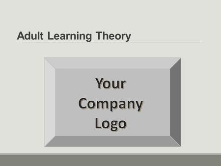 Good adult learning theory course