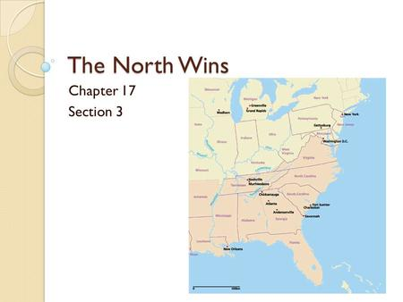 The North Wins Chapter 17 Section 3. Union Victories at Gettysburg and Vicksburg Since General Lee had won at Fredericksburg and Chancellorsville, he.