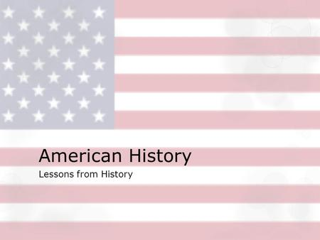 "American History Lessons from History. Home Click ""site"" to get website Click ""assignment"" for tasks 1)Civil WarSiteAssignmentSiteAssignment 2)Abraham."