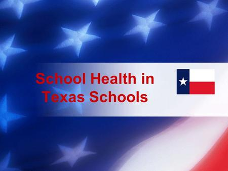School Health in Texas Schools. What's Going on in Texas? Texas Obesity Numbers Grow Everything's bigger in Texas, including the people. Houston, We Have.