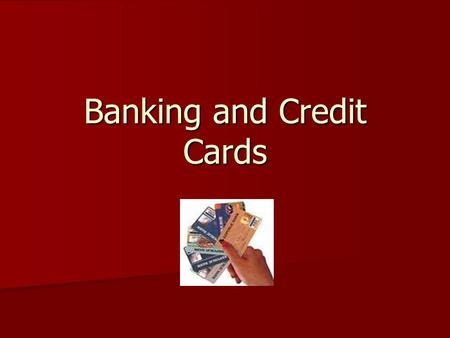Banking and Credit Cards. Fees ATM Fee- charge for using ATM services from a different bank ATM Fee- charge for using ATM services from a different bank.