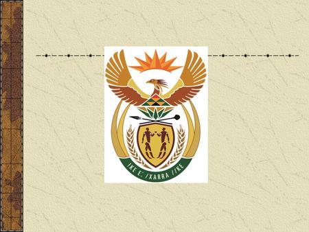 INDIGENOUS KNOWLEDGE SYSTEMS IN SOUTH AFRICA: AN OVERVIEW Mogege Mosimege Department of Science and Technology Pretoria