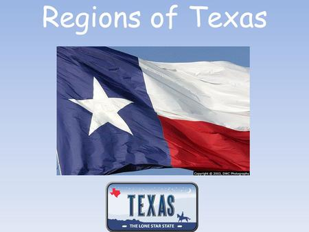 Regions of Texas. How many regions are in Texas ? Mountains and Basins Great Plains Coastal Plains North Central Plains 4 What region is Klein in?