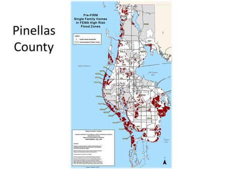 Pinellas County. North County Mid County South County.