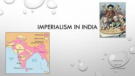 imperialism and india