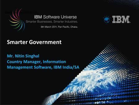 IBM Government Industry