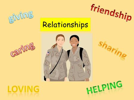 Relationships. Who are your friends? Remember capital letters for names. Use drawer labels to help you spell them correctly. Draw a picture of you and.
