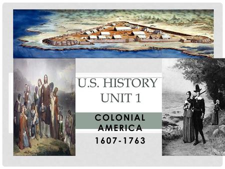 an introduction to the history of the colonies by 1763 Colonial america: a history to 1763, 4th edition provides updated and revised coverage of the background, founding, and development of the thirteen english north american colonies.
