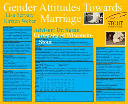 Literature Review Campbell & Wright (2010) Beliefs and practices of marriage. Emphasizing importance of committed partner. Beliefs of marriage remain stable.