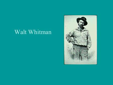 review of walt whitmans poem when lilacs last in the dooryard bloomd When lilacs last in the dooryard bloom'd- is an elegy on the death of abraham walt whitman biography the poem, which is one of the finest whitman ever.